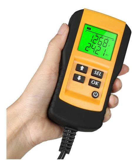 Teste De Bateria Digital Analizador Diagnostico Automotivo