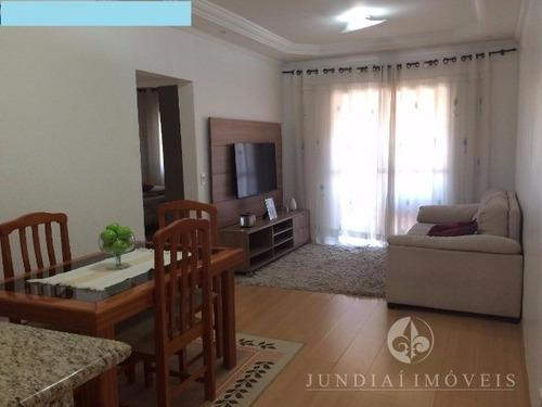 Vendo Apartamento Dois Dormitórios, Vila Industrial- Campinas - Ap00137 - 4440221