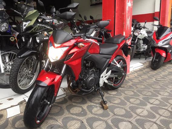 Honda Cb500f Ano 2014 Shadai Motos