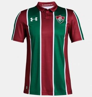 Camisa Fluminense Azul Third 2019/20 Promoção