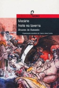 Livro Macário. Noite Na Taverna Álvares De Azevedo
