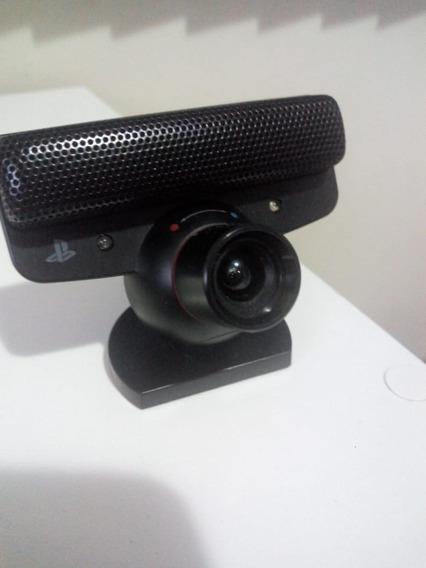 Camêra Webcam Sony Eye Pc E Ps3 Original Sony Playstation 3