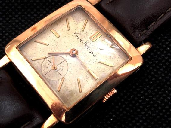 Girard Perregaux 1791 Mecânico 28mm Plaquet Ouro - Promoção