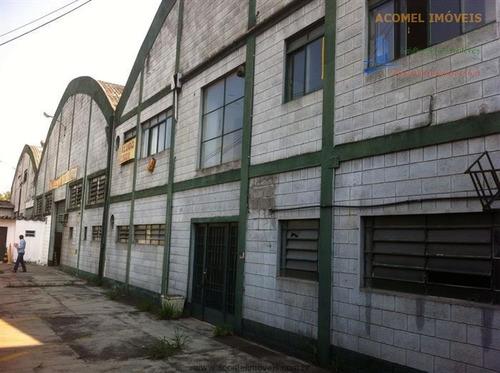 Imagem 1 de 23 de Galpões Para Alugar  Em Cajamar/sp - Alugue O Seu Galpões Aqui! - 1470176