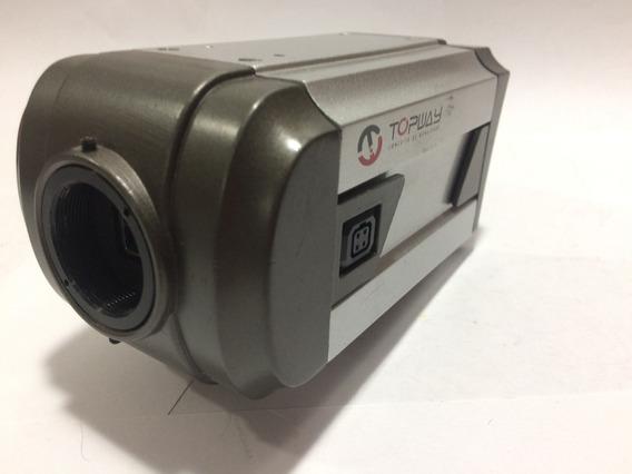 Câmera De Segurança Profissional Colorida, Ac24 (ca17)