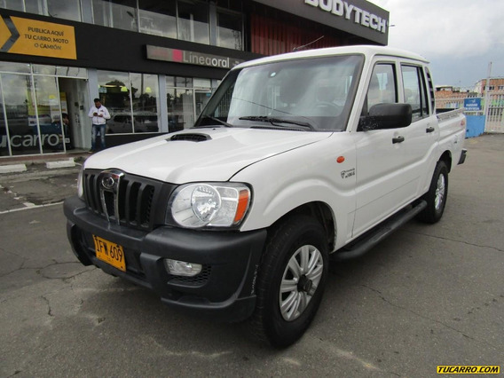 Mahindra Pick Up Platon