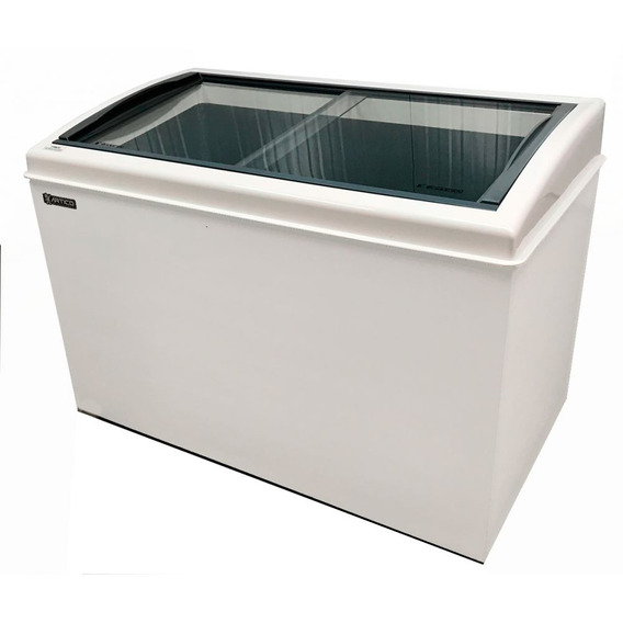 Freezer Horizontal 400l Fh400b Branco Ártico 220v