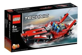 Lego Set 42089 Technic Power Boat - Toypride