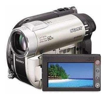 Câmera Sony Hybrid