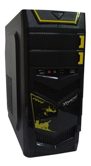 Cpu Gamer Torre Processador I3 Memroria 4gb Ddr3 Hd500gb
