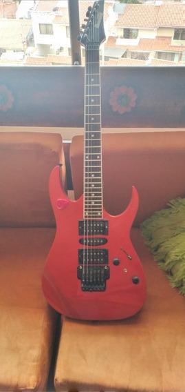 Guitarra Ibanez Más 2 Pedales (precio Negociable)
