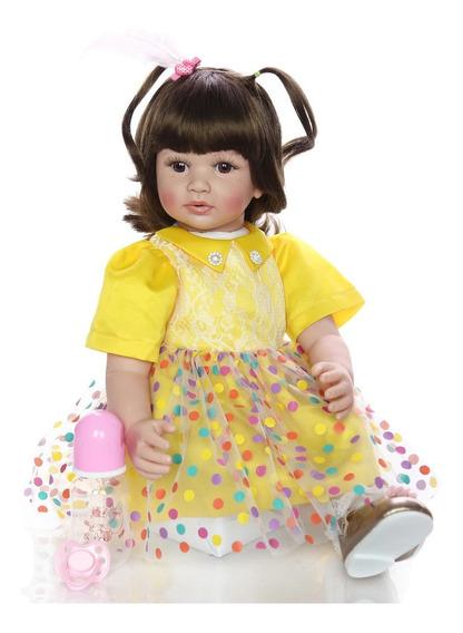 Reborn Princesa Estela 60cm Frete Grátis 12x S/ Juros