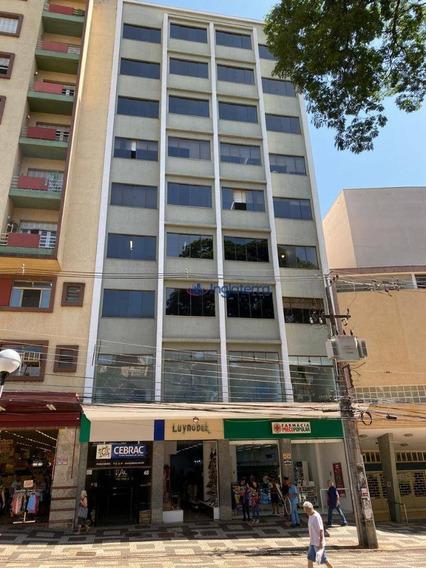 Salão Para Alugar, 250 M² Por R$ 4.000,00/mês - Centro - Londrina/pr - Sl0031