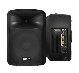 Bafle Potenciado Skp Sk-3p Bt 200 Watts Usb Bluetooth