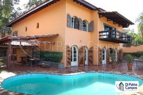 Linda Casa De Alto Padrão No Morumbi. - Dp3067