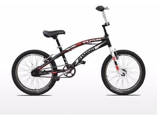 Bici Bmx Bsmart Aluminio Rodado 20 Llantas 48 Rayos S/ Rotor