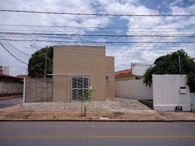 Salão Comercial Para Locação, Cidade Alta, Cuiabá. - Sl0043