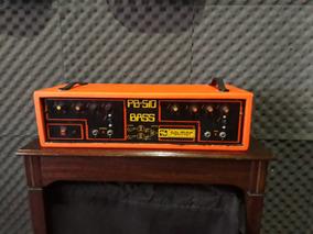 Amplificador Cabeçote Palmer Pb 510 Baixo E Teclado