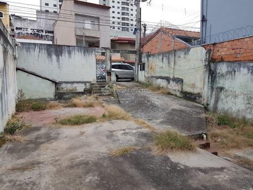 Imagem 1 de 15 de Vendo Terreno 249 M² À Venda C/ Casa Antiga - Vila Moreira - Terreno A Venda No Bairro Vila Maria Tereza - Guarulhos, Sp - Sc00665