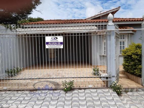 Casa Para Locação Em Bragança Paulista, Jardim América, 4 Dormitórios, 2 Suítes, 4 Banheiros, 4 Vagas - 1733_2-987750