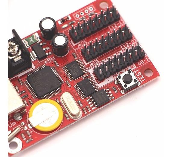 Placa Controladora Zh-um Para Painel Led