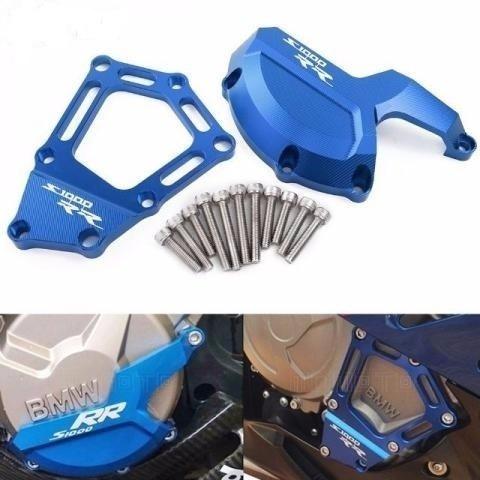 Slider Tampa Protetor Motor Bmw S1000rr S1000r Hp4 2009a2018