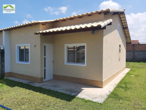Casa A Venda No Bairro Vila Santa Cruz Em Duque De Caxias - - 566-1