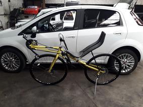 Bike Bicicleta Reclinada Solyom Fly Uss 700