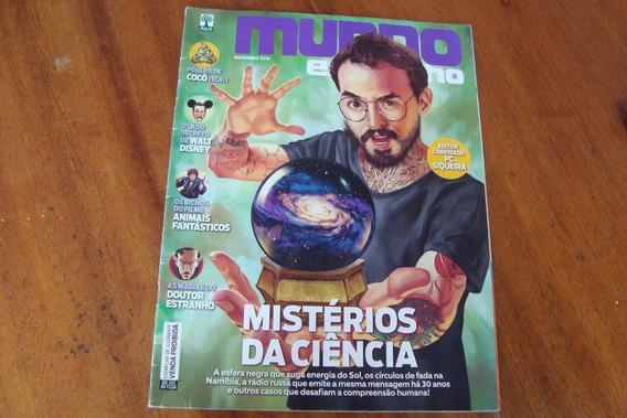 Mundo Estranho 187 / Misterios Da Ciencia / Animais Fantasti