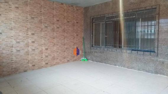 Casa Térrea Com 3 Dormitórios À Venda, 110 M² Por R$ 410.000 - Jardim Nove De Julho - São Paulo/sp - Ca0244