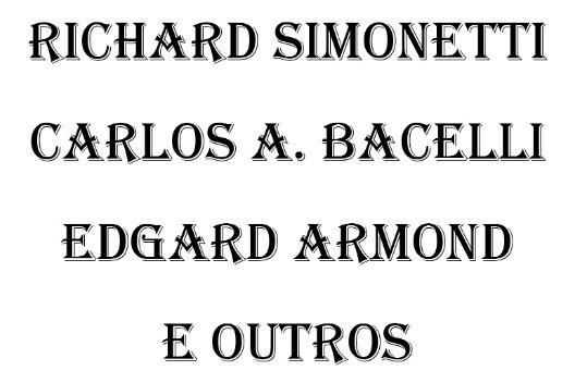 7 Livros Espíritas. Richard Simonetti E Outros