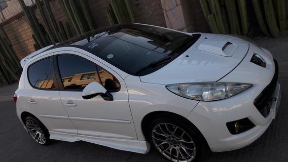 Peugeot 207 1.6 5p Allure Mt 2012