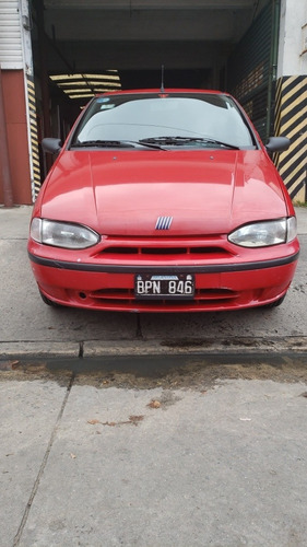 Fiat Palio Modelo 1997 1.6 Gnc