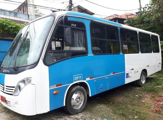 Micro Onibus Comil 2011 - C F C So 55.000,0 - Pronta Entrega