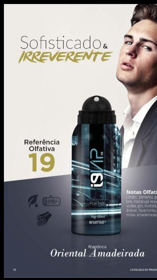 Perfume Masculino I9life 100ml Vip Mem