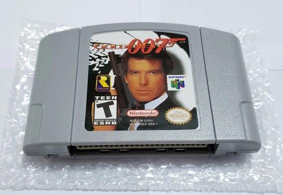 Cartuchos 007 Goldeneye N64 + Mario Kart N64 Nintendo 64