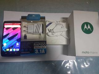 Smartphone Moto Maxx Xt1225 De 64gb Muito Conservado