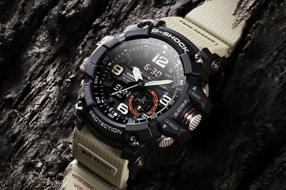 Relógio Casio Série G-shock