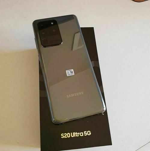 Nuevo 101% Auténtico Samsung Galaxy S20 Ultra