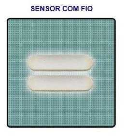 Sensor Magnético Sobrepor Com Fio Marca Innear P/ Anunciador