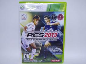 Pes 2013 Original Xbox 360 Mídia Fisica Usado