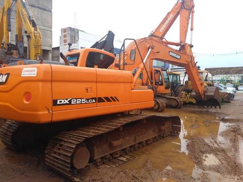 Escavadeira Doosan Dx225lca 2010 21,5t. 14700 Hs Repasse