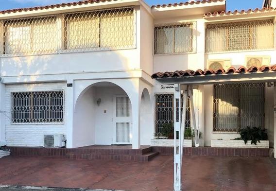 Jg 20-7188 Casa En Venta Santa Cecilia
