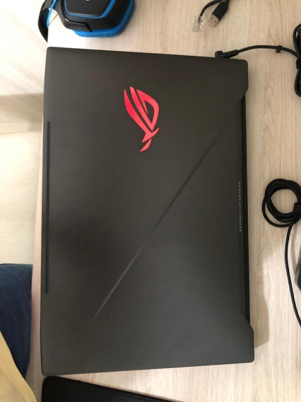 Notebook Gamer Asus Rog (gl703gm) 144hz