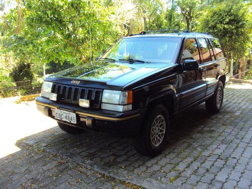 Jeep Grand Cherokee 5.2 V8 95