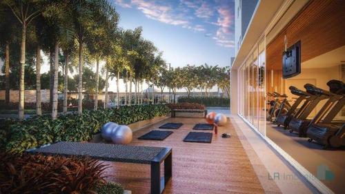 Apartamento Com 3 Dormitórios À Venda, 80 M² Por R$ 722.000,00 - Vila Osasco - Osasco/sp - Ap15890