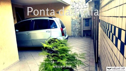 Casa Para Venda Na Ponta Da Praia - Ca063 - 34706979