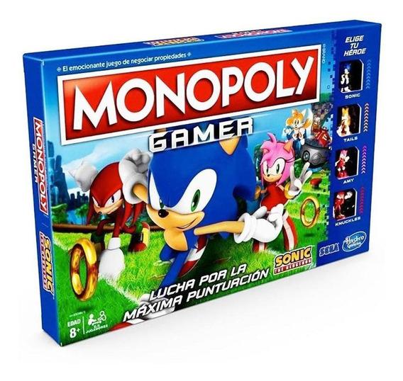 Monopoly Sonic E8396