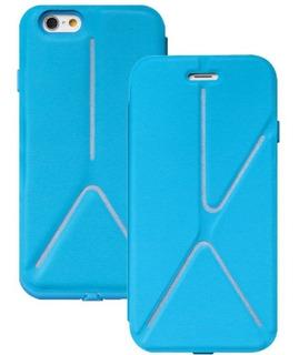 Funda Uso Rudo Flip Cover Case Cartera Para iPhone 6 6 Plus