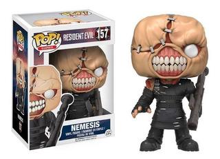 Funko Pop! Resident Evil Nemesis #157